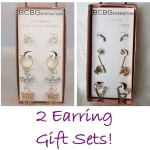 2 Earring Gift Sets!